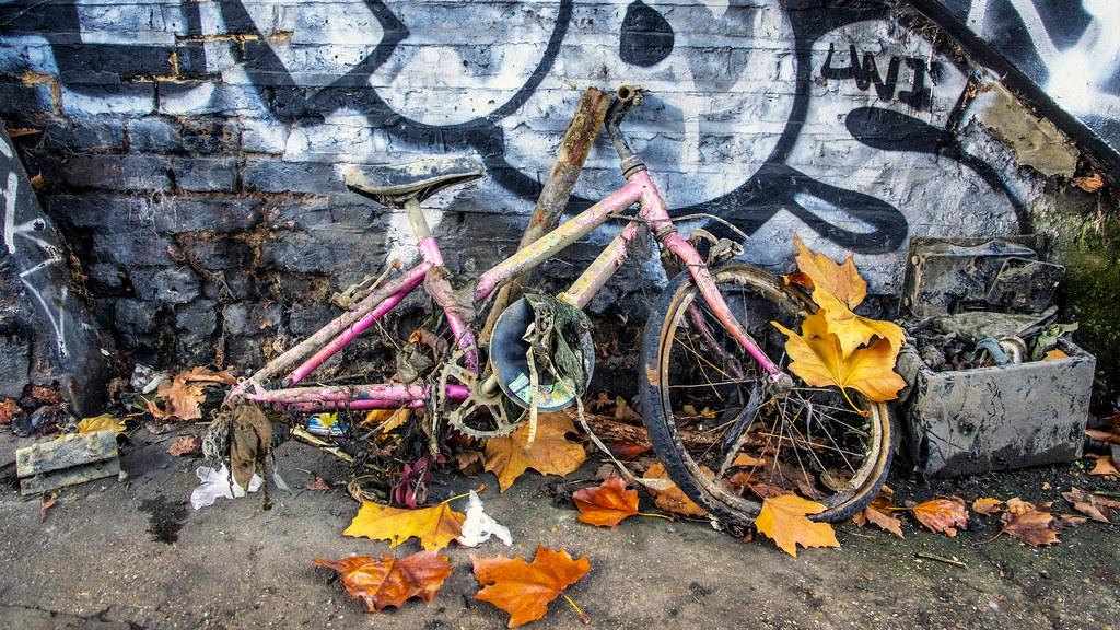 Bikes of the Grand Union 1