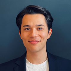Portrait of Elliot Shin