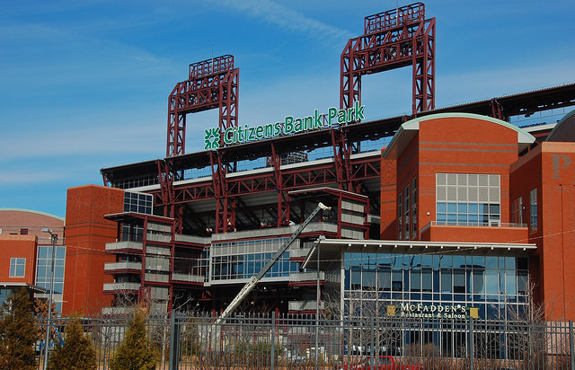 Citizens Bank Park--Philadelphia