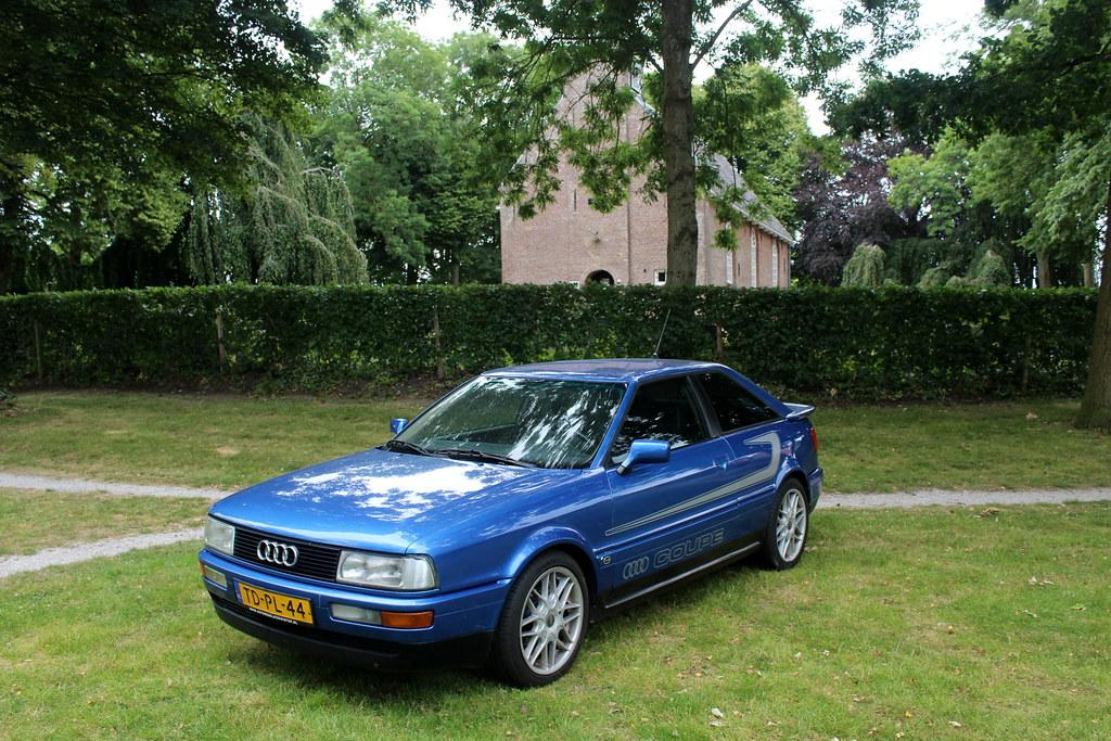 1990 Auto Union Audi Coupe 100 Kw U9 | 1990 Auto Union ...