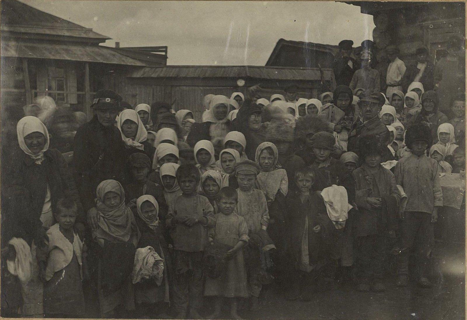 Крестьянские дети(Самарская губ.) (1)