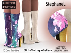 60L Weekend [StephaneL] ASTRA BOOTS 2 LIMITED FATPACK