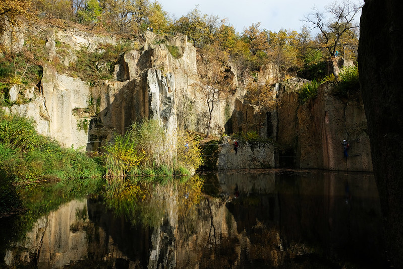 Megyer-hegy Tarn, Hungary
