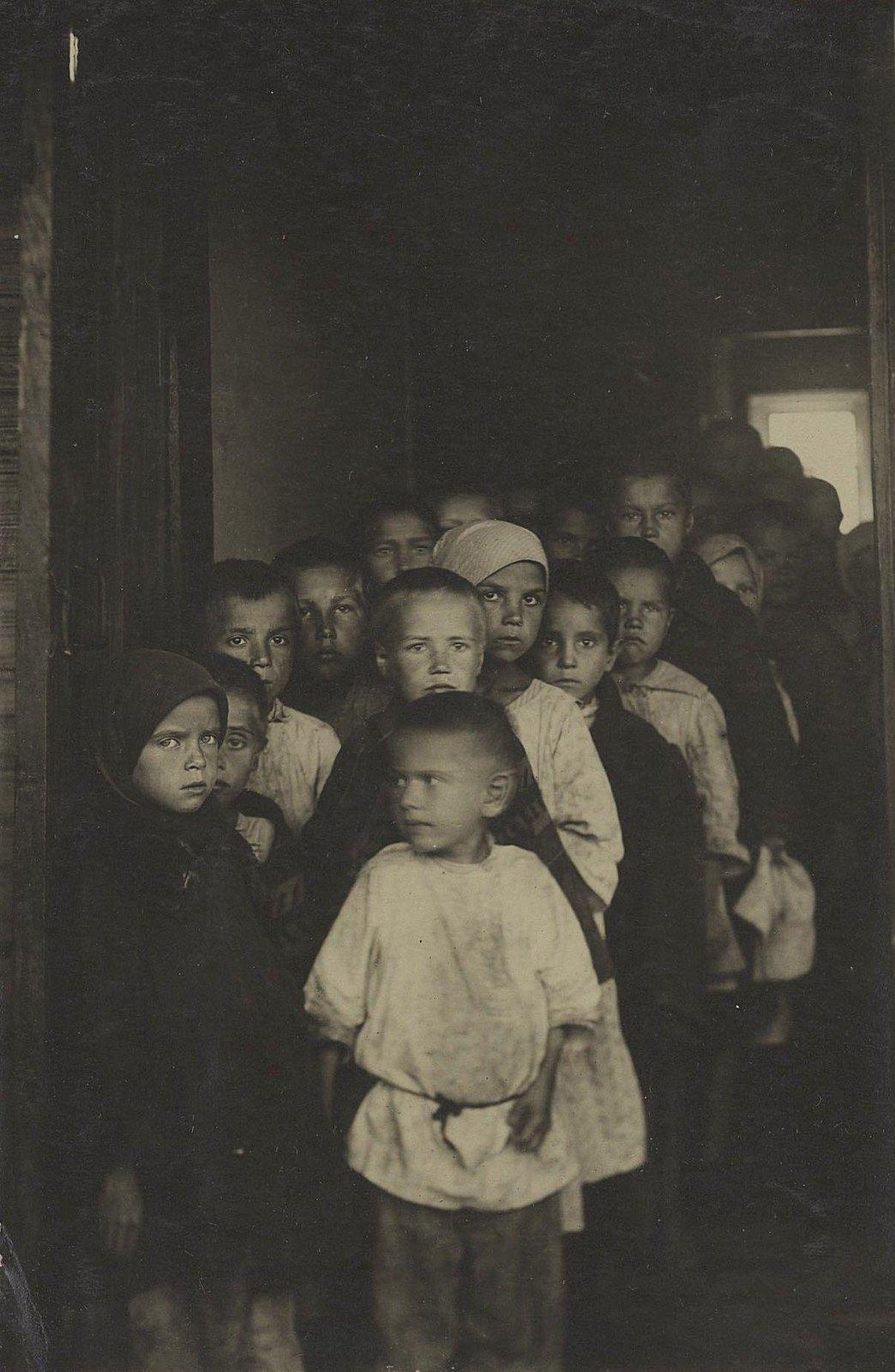 Распределительный пункт для голодающих детей (Самарская губ., Ставропольский уезд, г. Ставрополь)