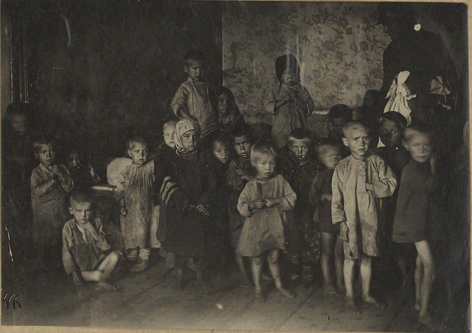 Крестьянские дети (Самарская губ.)