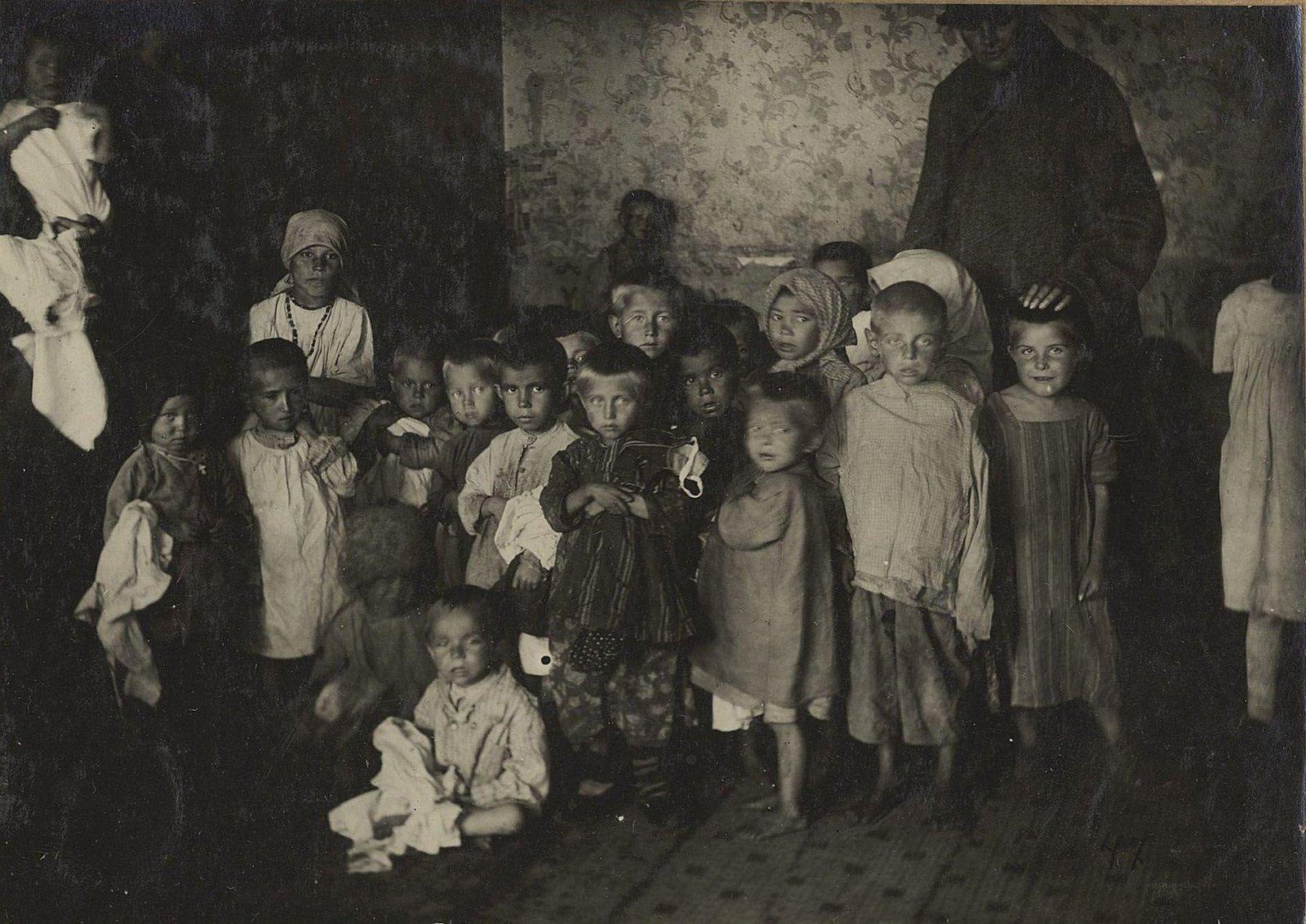 Крестьянские дети(Самарская губ.) (3)
