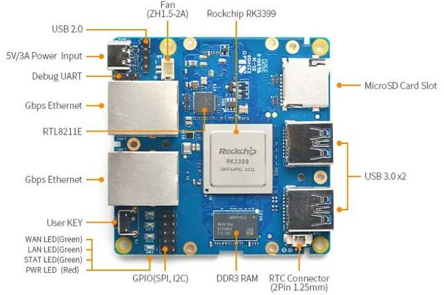 NanoPi R4S