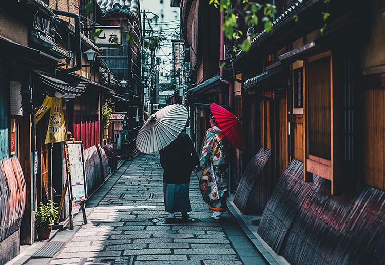 Perjalanan ke Jepang
