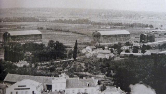 Saint-Cyr Bas Anciens Aérodromes