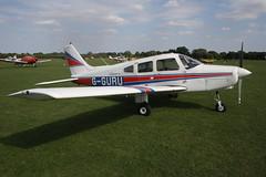 G-GURU Piper PA-28-161 [28-8316018] Sywell 010918
