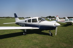 G-GOTH Piper PA-28-161 [2842208] Sywell 020918
