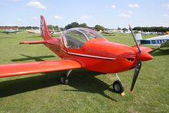 G-GLSA Evektor EV-97 [2014-4216] Sywell 310818