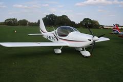 G-FLYO Evektor EV-97 [2014-4205] Sywell 010918