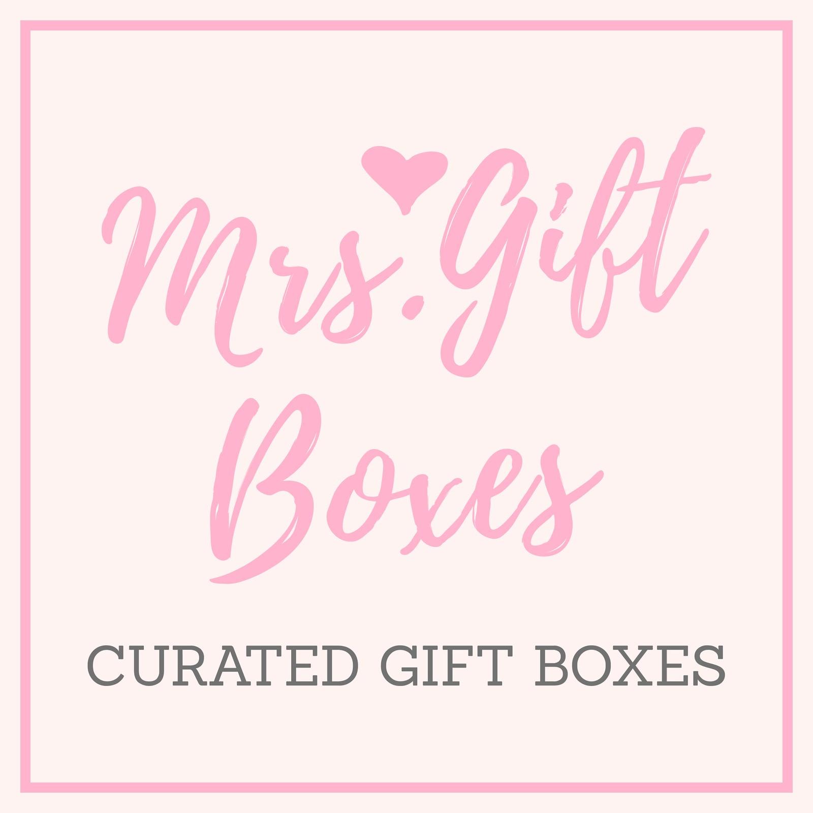 Mrs. Gift Boxes - Logo - Square