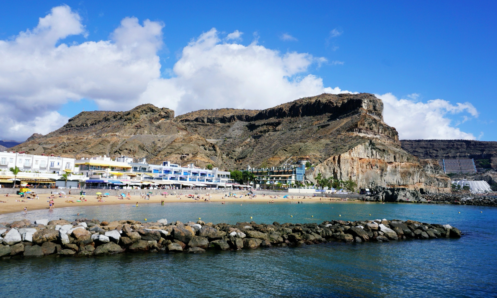Playa de Mogan Canary Islands