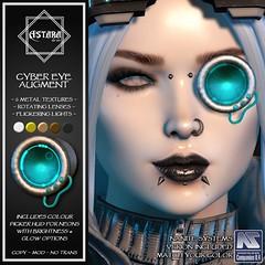 Astara - Cyber Eye Augment