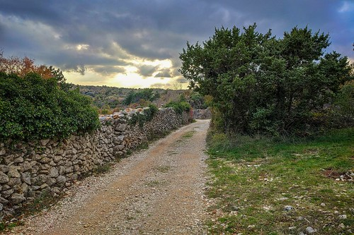 path stone rocks hdr sky clouds landscape xiaomi smartphone phone