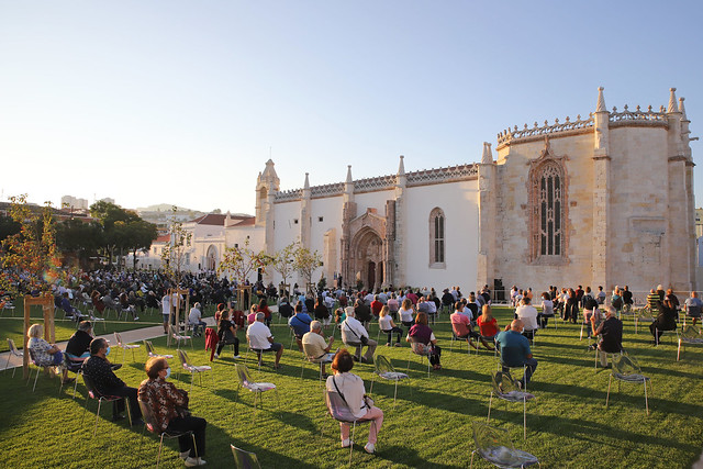 Opening Ceremony of the Convent of Jesus and Museum of Setúbal, Portugal