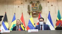 Reunión del Consejo Ministerial y la 77ma. Reunión del Directorio Ejecutivo del Banco del ALBA