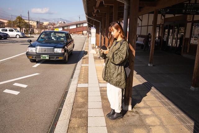 Hida-Furukawa (飛騨古川)Your Name 君の名は