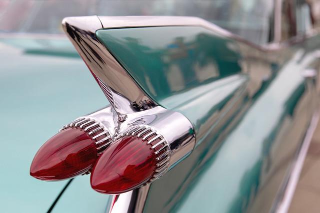 Cadillac Sedan de Ville | Built 1959