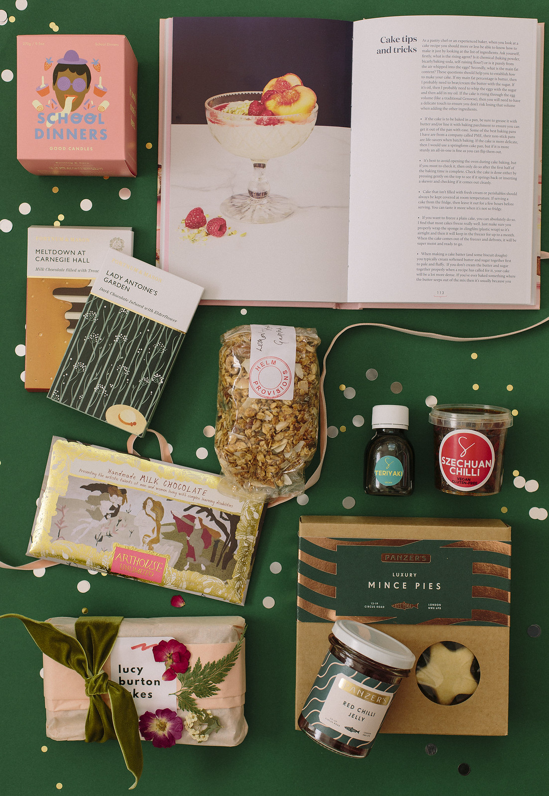Giftmas Gift Guides 2020: Day 2, For the Foodie…