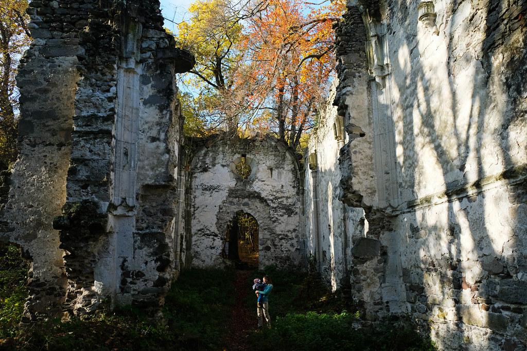 Ruins of a Pauline monastery, Zemplén Mountains, Hungary