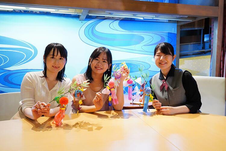 Bengkel Ornamen Tanabata