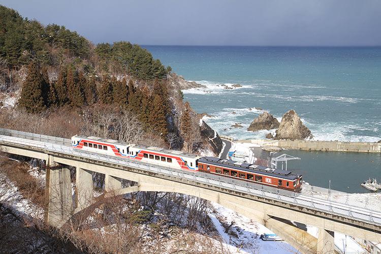 Kereta api Sanriku