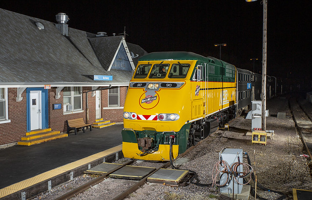 CNW Heritage at McHenry