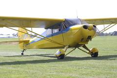 G-IVOR Aeronca 11AC [11AC-1035] Sywell 010918