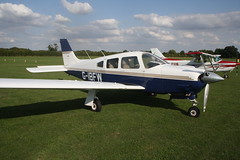 G-IBFW Piper PA-28R-201 [28R-7837235] Sywell 310818
