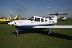 G-EXAM Piper PA-28RT-201T [28R-8431003] Sywell 010918