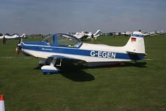 G-EGEN Piel CP.301A [AB.402] Sywell 010918