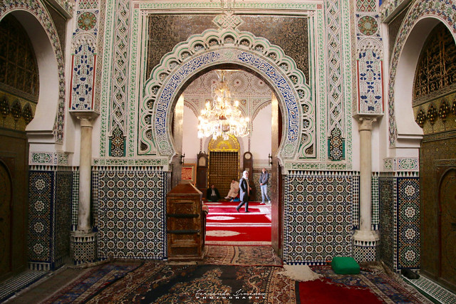 Mausoleo de Mulay Idrís II/Mausoleum of Mulay Idrís II