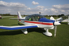 G-ELUN Robin DR400-180R [1102] Sywell 310818