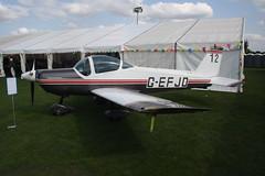 G-EFJD Bolkow Bo209-160RV [126] Sywell 310818