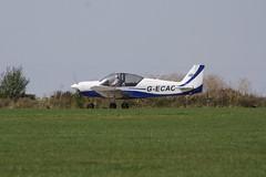 G-ECAC Robin R.2120U [120T-0001] Sywell 020918