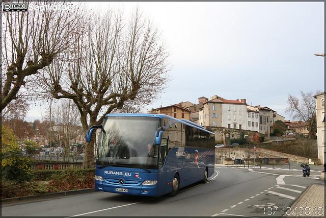 Mercedes-Benz Tourismo – Ruban Bleu
