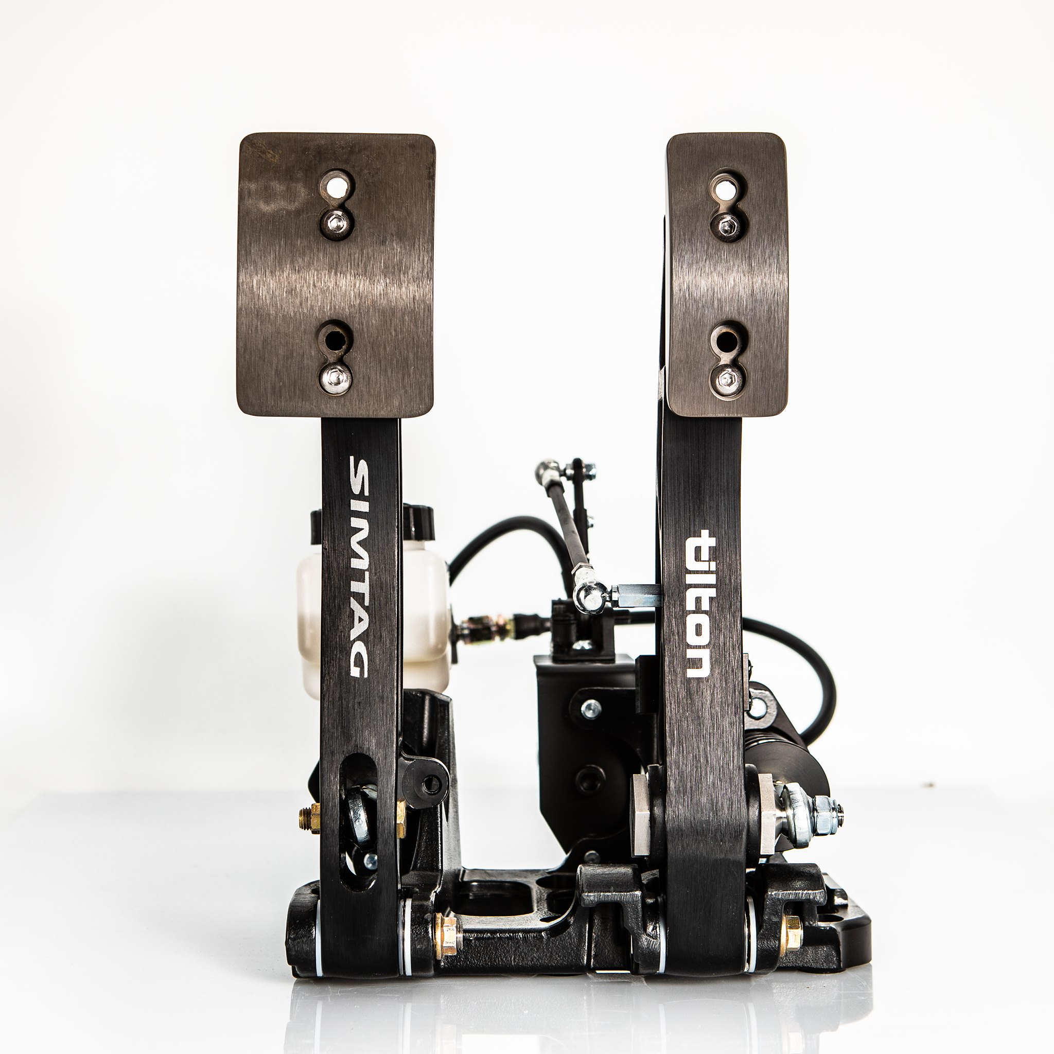 Simtag Hydraulic 2-pedal set Racer Edition 1