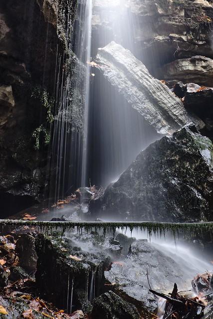 Bethel Spring Falls