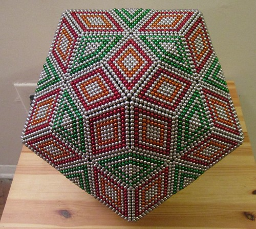 Slightly Larger Icosahedron Shell