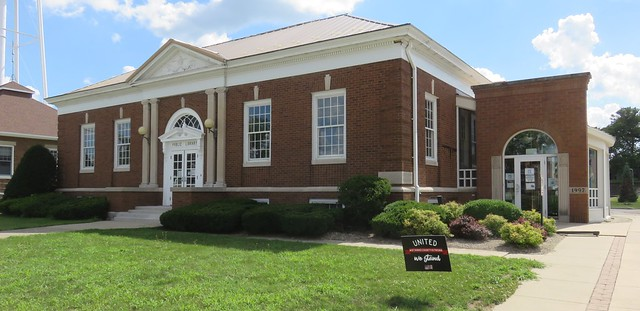 Carnegie Library (North Judson, Indiana)