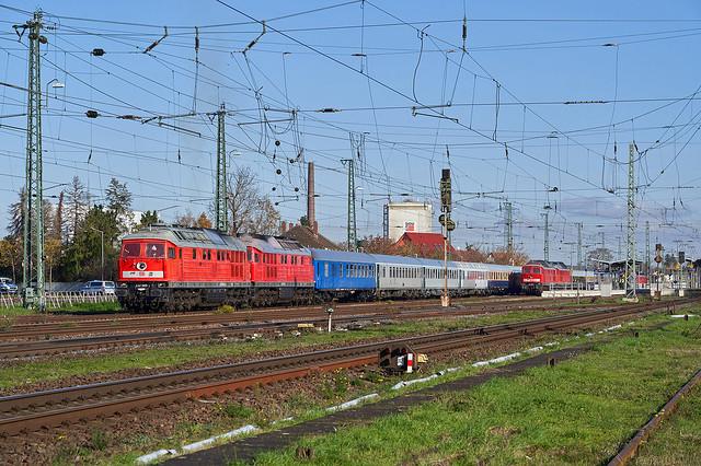 DB Cargo_232 569-4 & 232 259-7_Biblis 04.11.2020 [Castortransport AKW Biblis]
