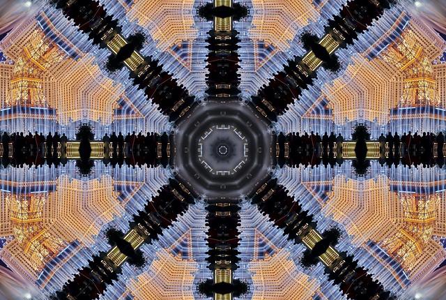 bellagio fountains kaleidoscope