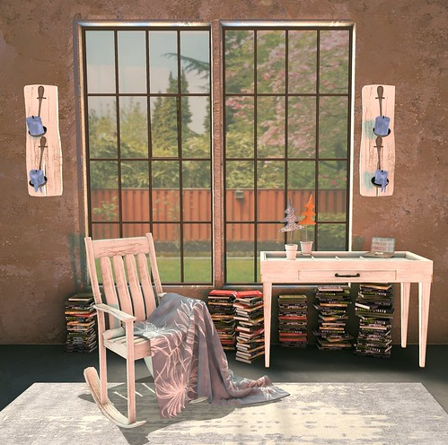 Famous - Reading Nook
