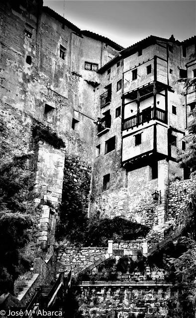 casas colgadas de... albarracín