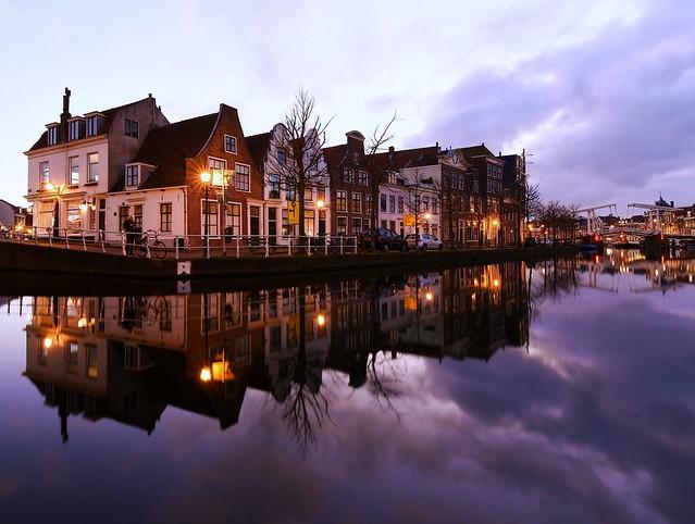 Donkere Spaarne Haarlem
