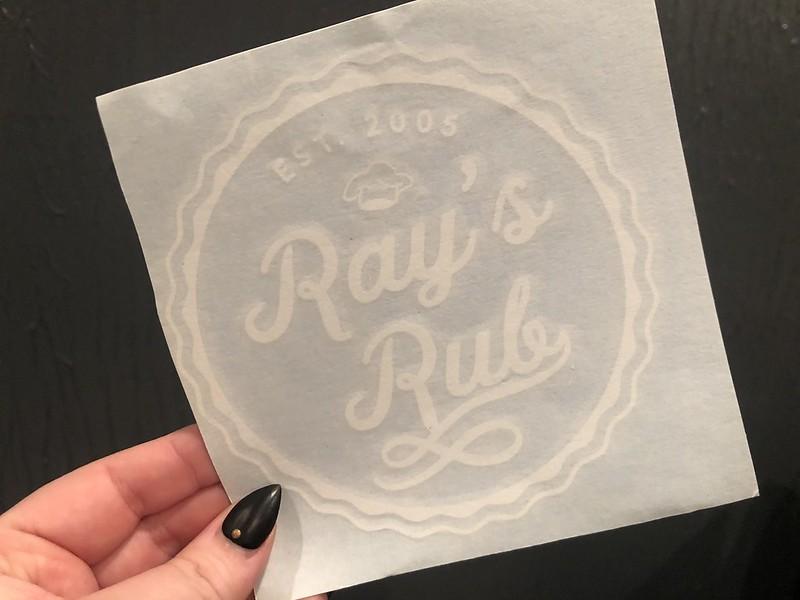 Ray's Rub