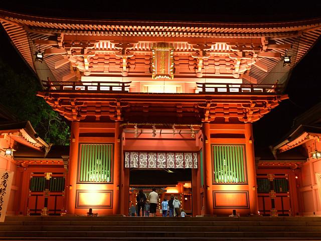 #富士宮ライトアップ2020